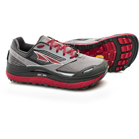 Altra Olympus 2.5 - Chaussures running Homme - gris/rouge